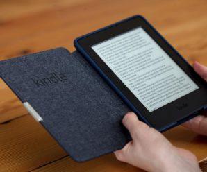 Imparare l'inglese con Amazon Kindle