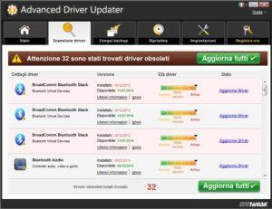 Utility per aggiornare i driver del computer semplicemente
