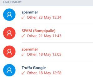 Come difendersi dallo spam dei call-center: TrueCaller