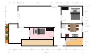 creare piantina della casa
