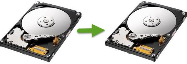 copia-clone disco fisso-hard disk