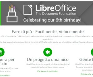 Microsoft Office – Libreoffice, l'alternativa gratuita