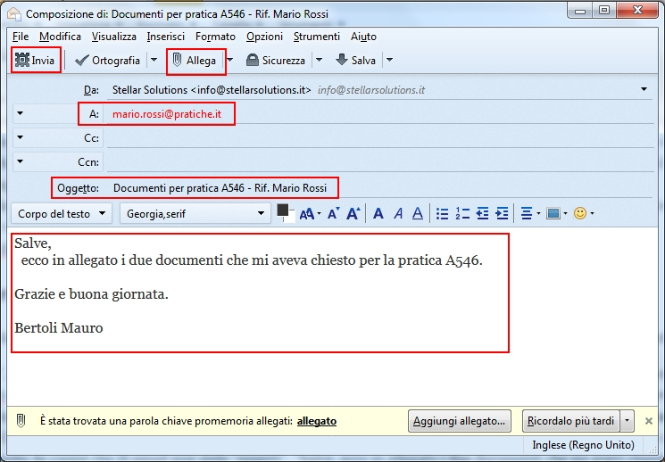 email come scriverla correttamente consigli utili informatica