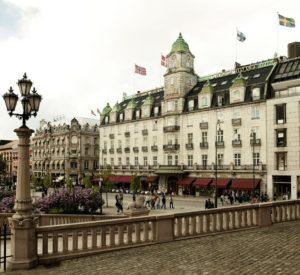 Hotel a Oslo