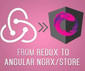 Gestione dello stato dell'applicazione con il pattern redux/ngrx in Angular