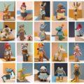 Amigurumi – The new fashion of crochet toys