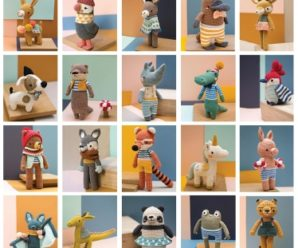 Amigurumi – The new fashion of crochet toys