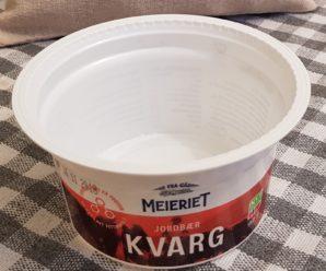 Cosa è il kvarg norvegese o svedese