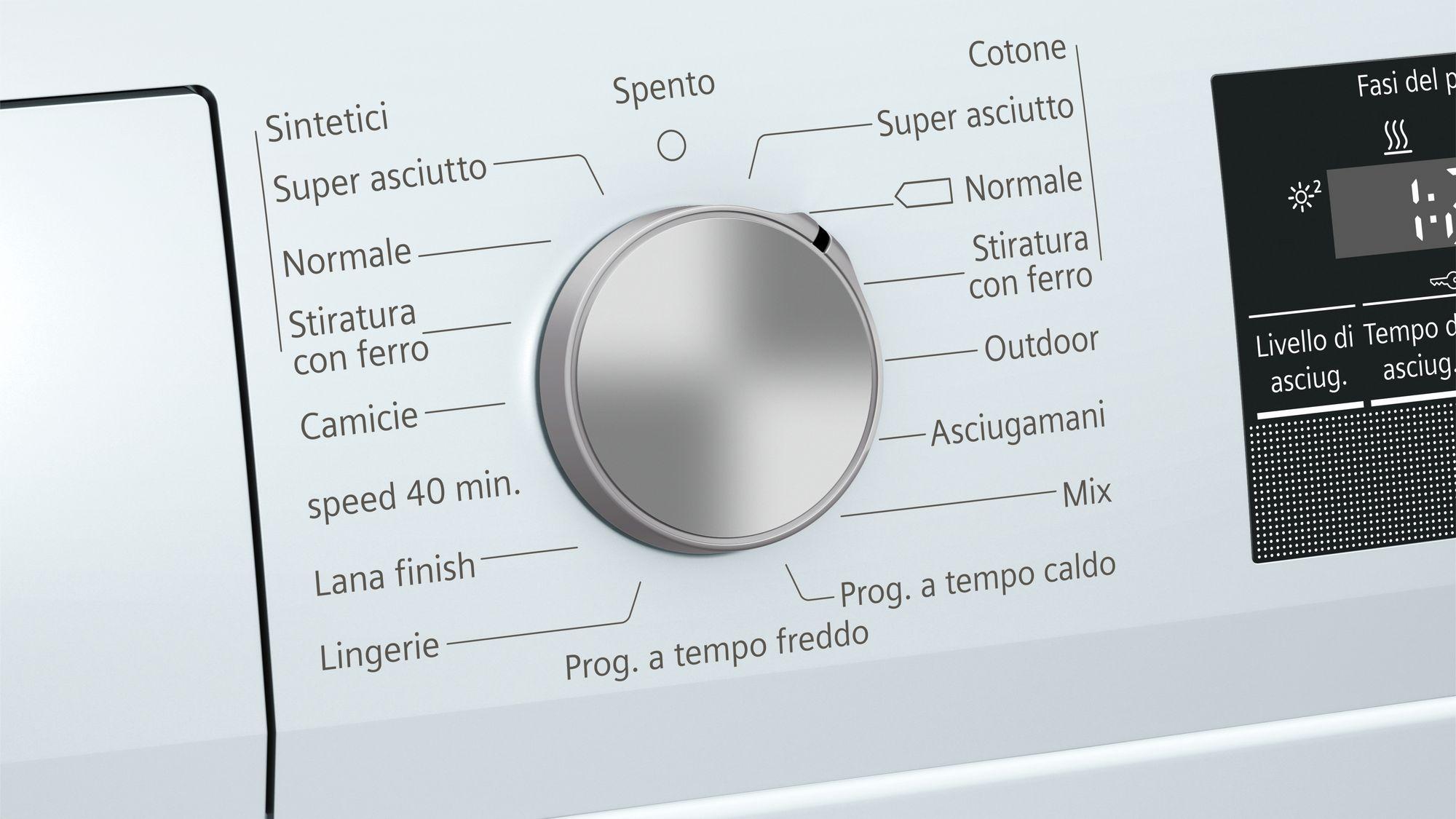 Asciugatrice Migliore Marca 2017 recensione asciugatrice siemens iq300 wt45rv07it - consigli