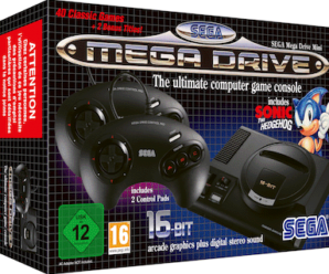Recensione Sega Mega Drive Mini console retrogaming (Sega Genesis)